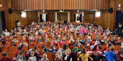Adventi játszóház-Interaktív előadás