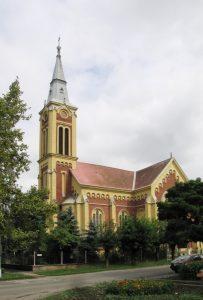 Szent István Római Katolikus templom