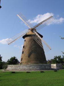 Malomtörténet – A karcagi szélmalom