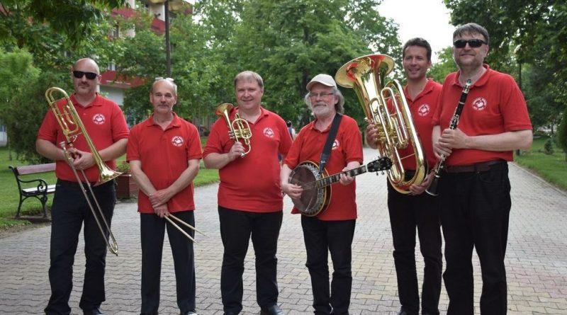 Térzene: Debrecen Dixiland Jazz Band