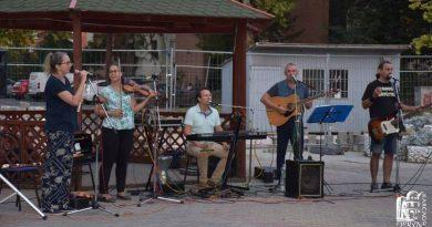 Térzene – Dongó együttes koncertje