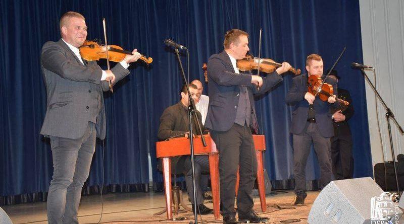 Bürkös Zenekar koncertje