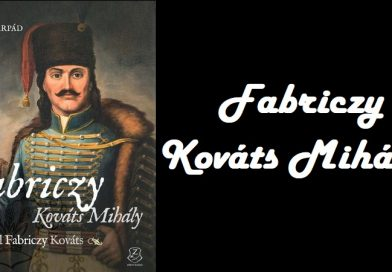 Megjelent Dr. Pintér Zoltán Árpád: Fabriczy Kováts Mihály című könyve.
