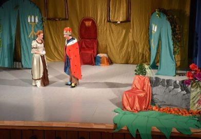 A Pódium Színház bemutatja: Békaherceg